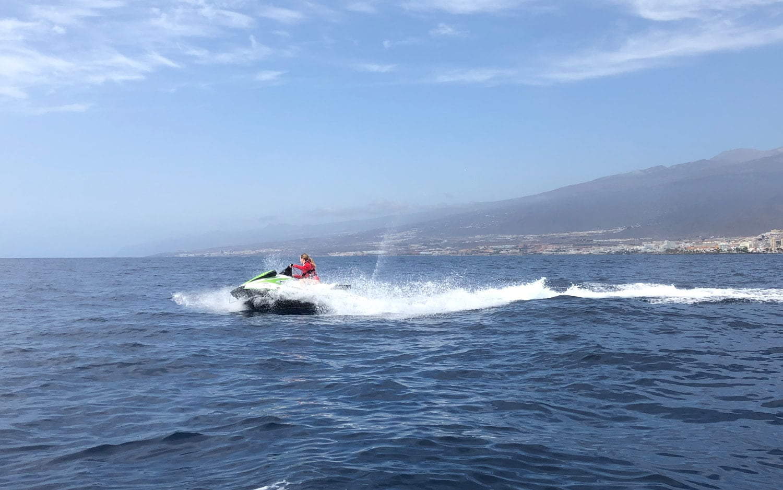Jet Ski El Puertito Safari 3