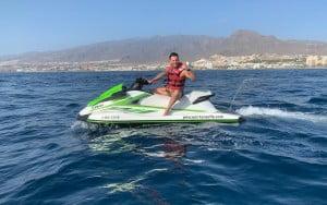Jet Ski Happy Time