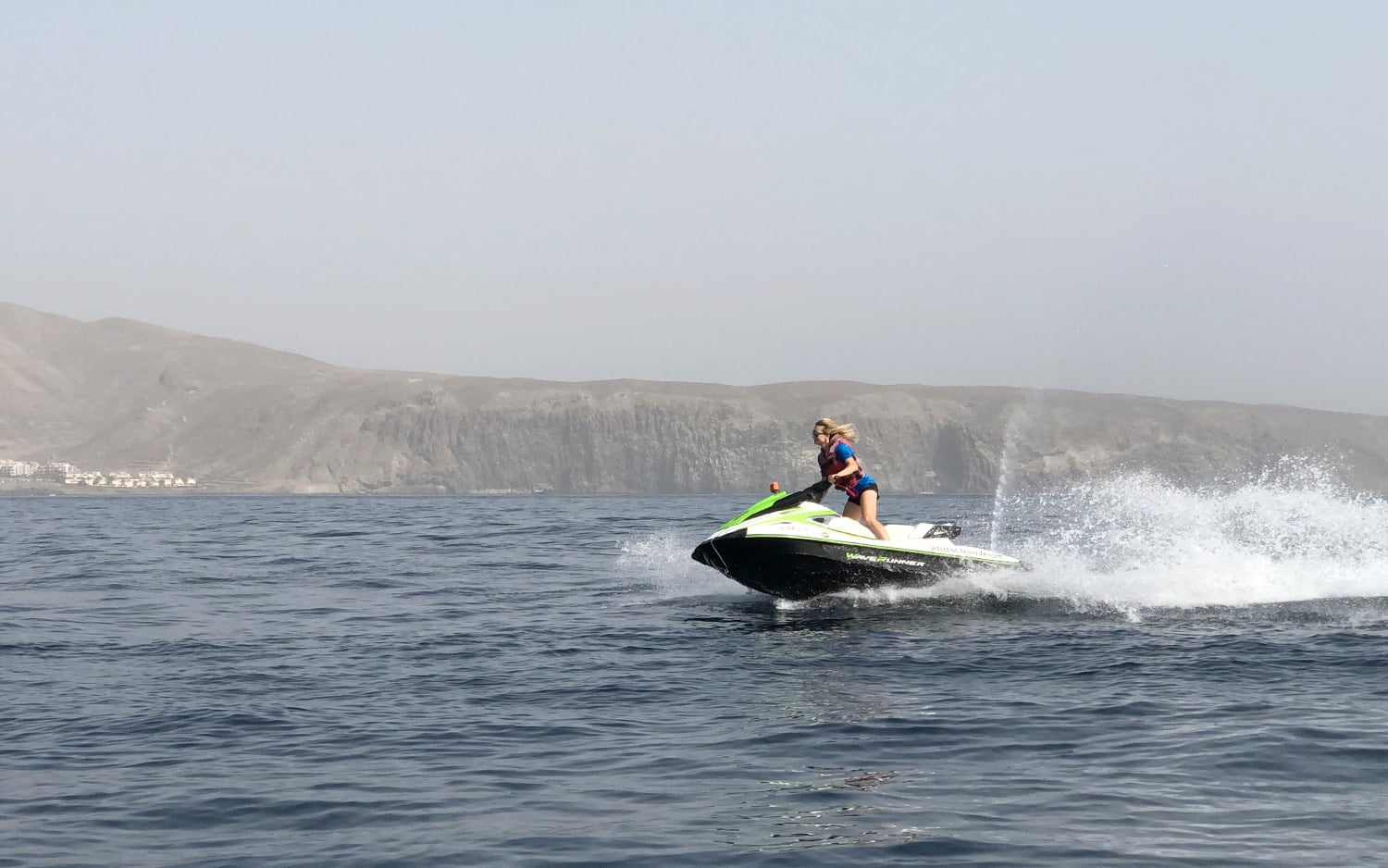 Jet Ski best prices ride Tenerife