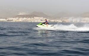 Jet Ski Yamaha Tenerife