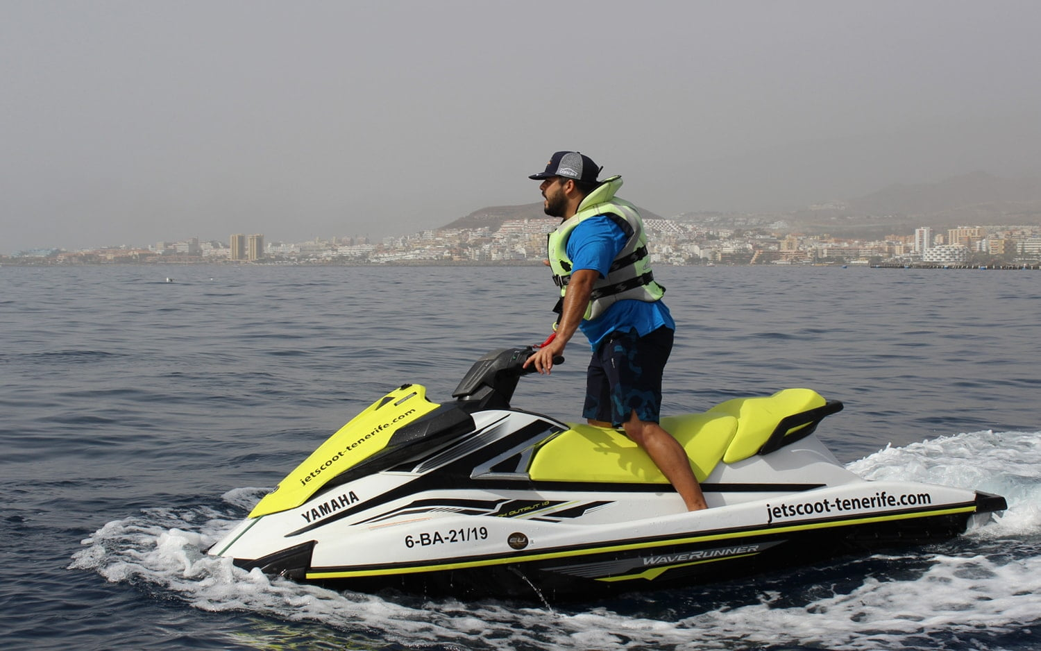 Great Jet Ski Instructors in Tenerife