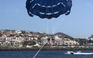 Parasailing Tenerife Experience 1