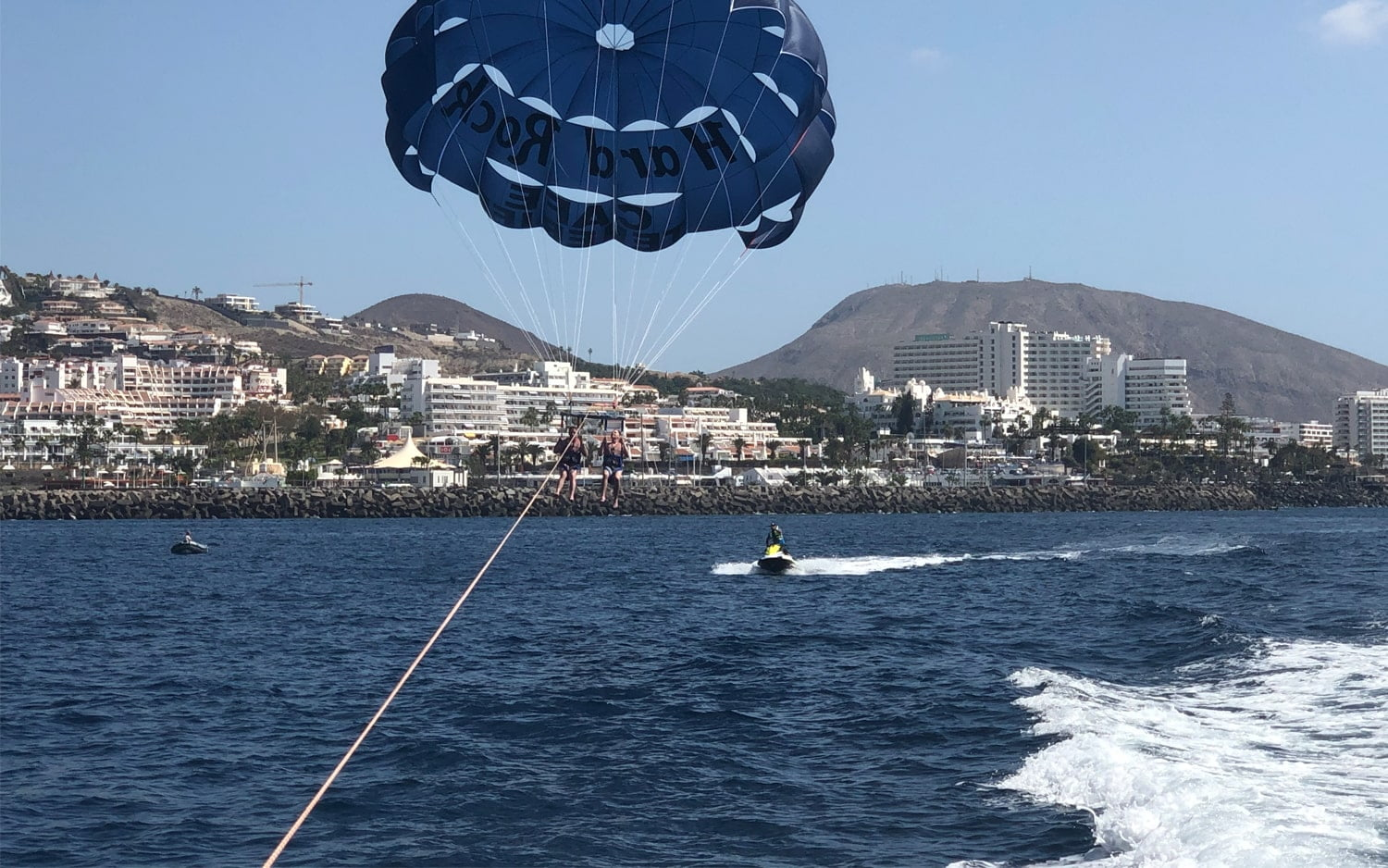 Parascending Tenerife Experience 8