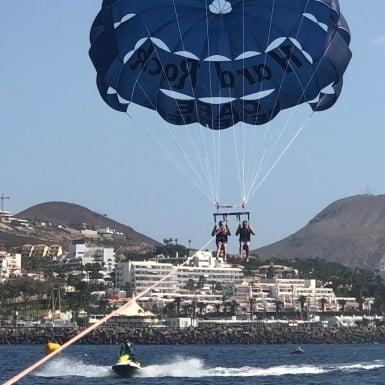 Parasailing Tenerife Experience 7