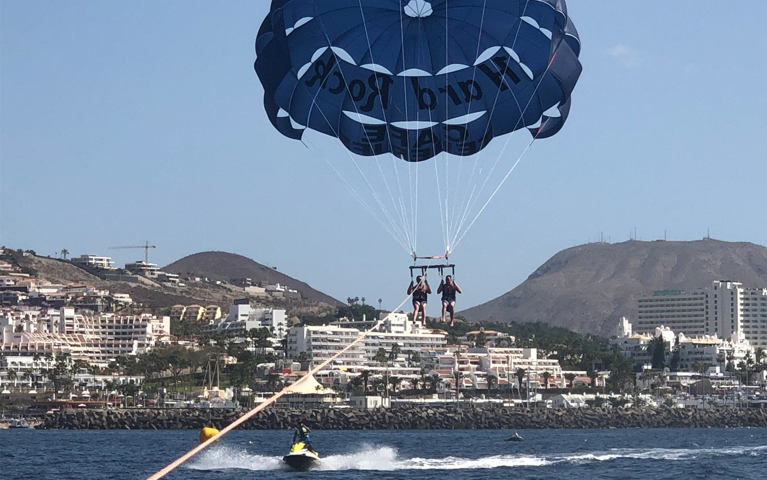 Parascending Tenerife Experience 7