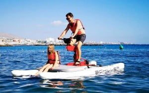 Water Bikes Tenerife Experience with JetScoot 10