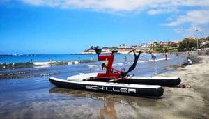 Water Bikes Tenerife JetScoot Itirerany 1