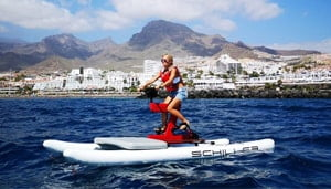 Water Bikes Tenerife JetScoot Itirerany2