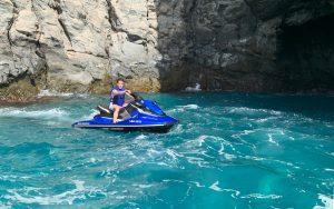 Jet ski with license rental Tenerife 3h 1