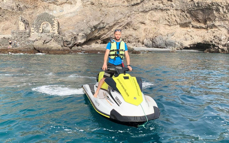 Rent Jet Ski with license 2h in Tenerife 2