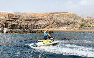 Rent Jet Ski with license 2h in Tenerife 3