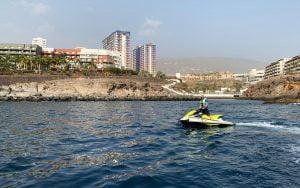 Rent Jet Ski with license 2h in Tenerife 5