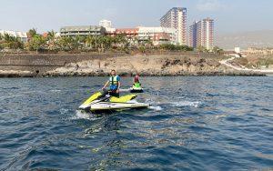 Rent Jet Ski with license 2h in Tenerife 6